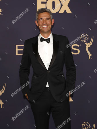 Mike Farah arrives for the 71st annual Primetime Emmy Awards ceremony held at the Microsoft Theater in Los Angeles, California, USA, 22 September 2019. The Primetime Emmys celebrate excellence in national primetime television broadcasting.