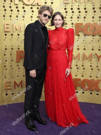 Vera Farmiga and Renn Hawkey
