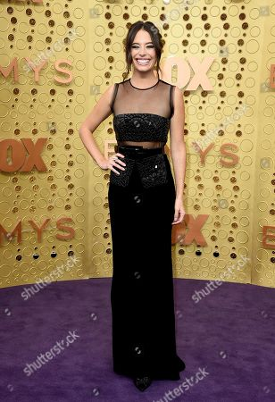 Chloe Bridges arrives at the 71st Primetime Emmy Awards, at the Microsoft Theater in Los Angeles
