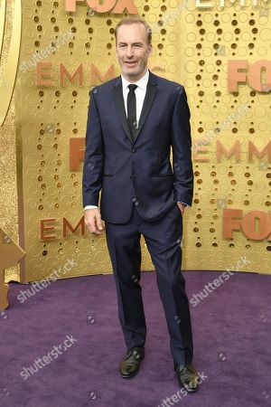 Bob Odenkirk arrives at the 71st Primetime Emmy Awards, at the Microsoft Theater in Los Angeles
