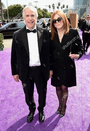 Editorial picture of 71st Primetime Emmy Awards - Limo Drop Off, Los Angeles, USA - 22 Sep 2019