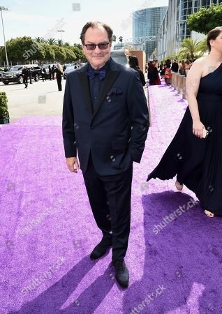 Stephen Root arrives at the 71st Primetime Emmy Awards, at the Microsoft Theater in Los Angeles