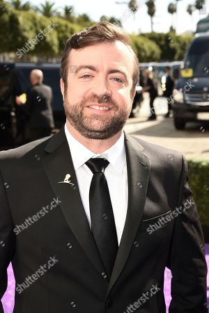 Editorial photo of 71st Primetime Emmy Awards - Limo Drop Off, Los Angeles, USA - 22 Sep 2019