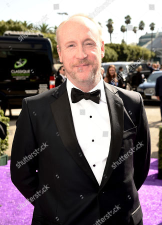 Matt Walsh arrives at the 71st Primetime Emmy Awards, at the Microsoft Theater in Los Angeles