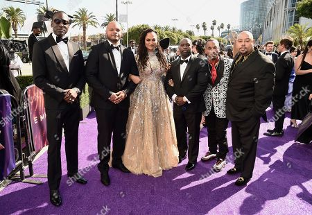 Ava DuVernay, Antron McCray, Raymond Santana, Kevin Richardson, Korey Wise, Yusef Salaam. Ava DuVernay, center, is joined by Antron McCray, Raymond Santana, Kevin Richardson, Korey Wise and Yusef Salaam, of the Central Park 5 during arrivals at the 71st Primetime Emmy Awards, at the Microsoft Theater in Los Angeles
