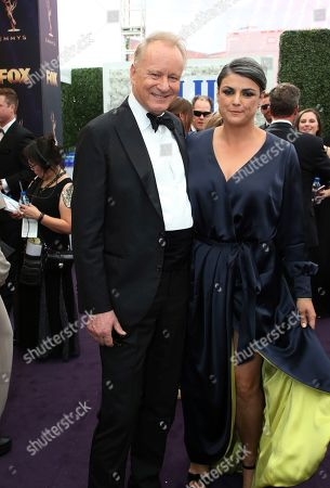 Editorial image of FIJI Water at the 71st Primetime Emmy Awards, Los Angeles, USA - 22 Sep 2019