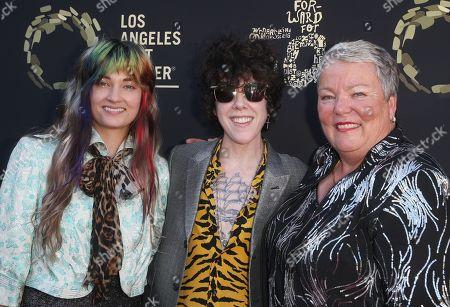 Lauren Ruth Ward, Laura Pergolizzi (LP), Lorri Jean