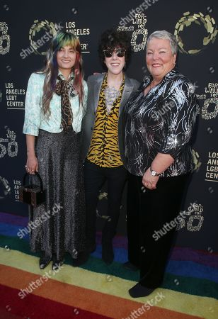 Editorial image of LA LGBT Center 'Hearts of Gold' Concert, Arrivals, The Greek Theatre, Los Angeles, USA - 21 Sep 2019
