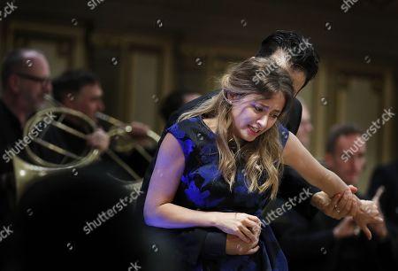 Editorial picture of George Enescu International Festival 2019 in Bucharest, Romania - 22 Sep 2019