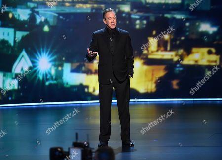 Editorial photo of 71st Primetime Emmy Awards - Show, Los Angeles, USA - 22 Sep 2019