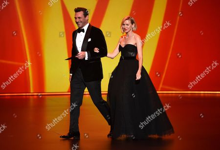 Editorial picture of 71st Primetime Emmy Awards - Show, Los Angeles, USA - 22 Sep 2019