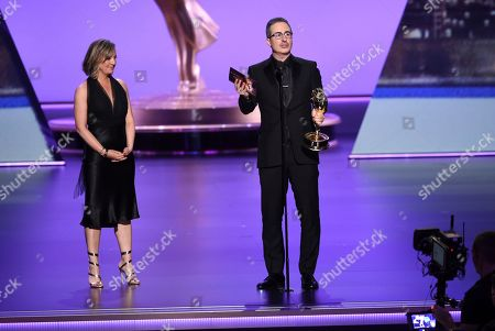 Editorial photo of 71st Primetime Emmy Awards - Show, Los Angeles, USA - 22 Sep 2019