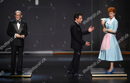 Editorial image of 71st Primetime Emmy Awards - Show, Los Angeles, USA - 22 Sep 2019