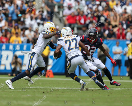 Editorial photo of NFL Football Indianapolis Colts vs Los Angeles Chargers, Carson, Ca, USA - 22 Sep 2019