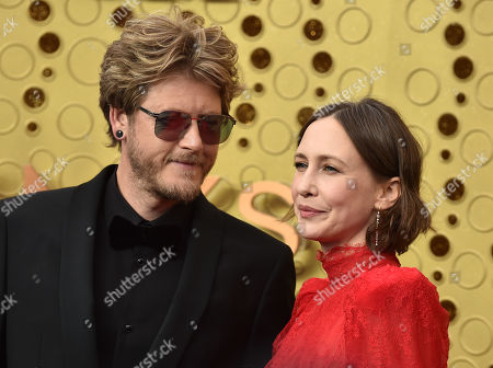 Editorial photo of 71st Primetime Emmy Awards, Arrivals, Los Angeles - 22 Sep 2019