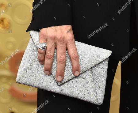 Kim Dickens - bag detail