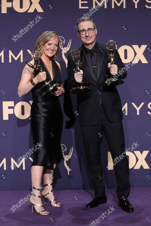 Editorial image of 71st Primetime Emmy Awards - Press Room, Los Angeles, USA - 22 Sep 2019