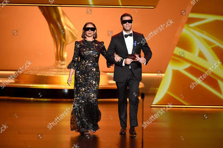 Maya Rudolph and Ike Barinholtz