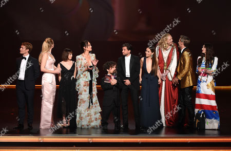 Editorial image of 71st Annual Primetime Emmy Awards, Show, Microsoft Theatre, Los Angeles, USA - 22 Sep 2019