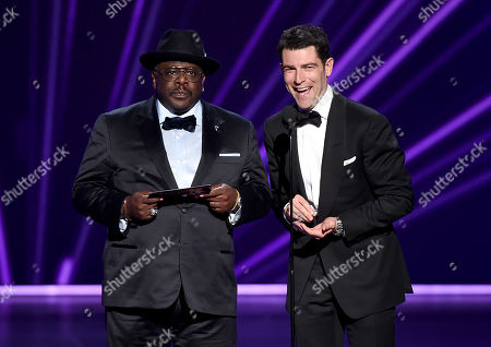 Cedric the Entertainer, Max Greenfield