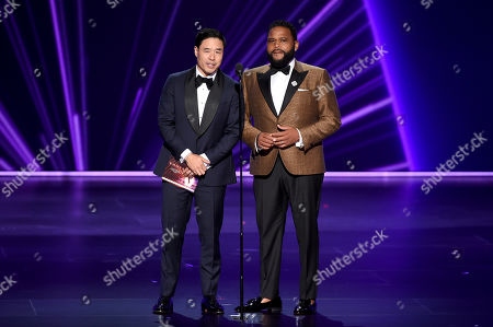 Randall Park, Anthony Anderson