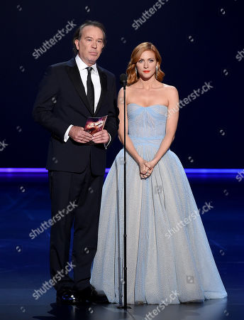 Editorial picture of 71st Annual Primetime Emmy Awards, Show, Microsoft Theatre, Los Angeles, USA - 22 Sep 2019