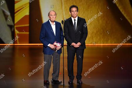 Bob Newhart and Bob Newhart