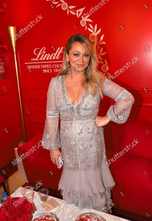 Editorial image of 71st Primetime Emmy Awards - Lindt Chocolate Lounge at the 71st Primetime Emmy Awards, Los Angeles, USA - 22 Sep 2019