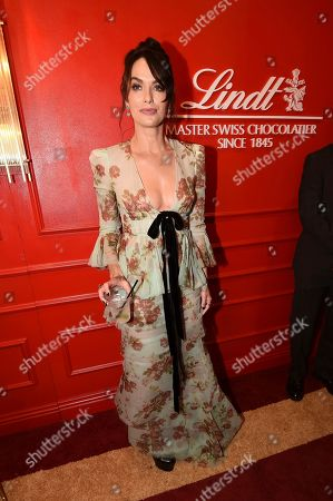 Lena Headey attends the 71st Primetime Emmy Awards, at the Microsoft Theater in Los Angeles
