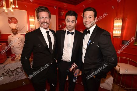 Editorial picture of 71st Primetime Emmy Awards - Lindt Chocolate Lounge at the 71st Primetime Emmy Awards, Los Angeles, USA - 22 Sep 2019