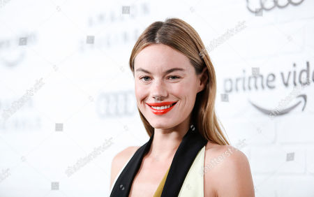 Stock Picture of Camille Rowe