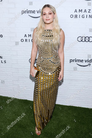 Editorial picture of 71st Primetime Emmy Awards, Amazon After Party, Arrivals, Chateau Marmont, Los Angeles, USA - 22 Sep 2019