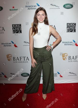 Editorial photo of BAFTA LA TV Tea Party, Arrivals, The Beverly Hilton, Los Angeles, USA - 21 Sep 2019