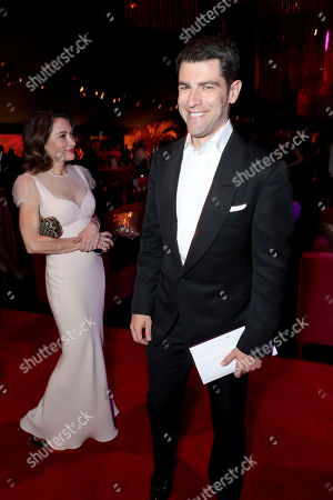 Max Greenfield attends the 71st Primetime Emmy Awards Governors Ball, at the Microsoft Theater in Los Angeles