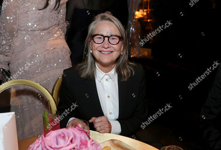 Cherry Jones attends the 71st Primetime Emmy Awards Governors Ball, at the Microsoft Theater in Los Angeles