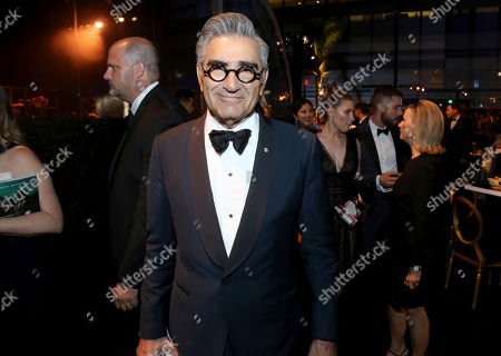 Eugene Levy attends the 71st Primetime Emmy Awards Governors Ball, at the Microsoft Theater in Los Angeles