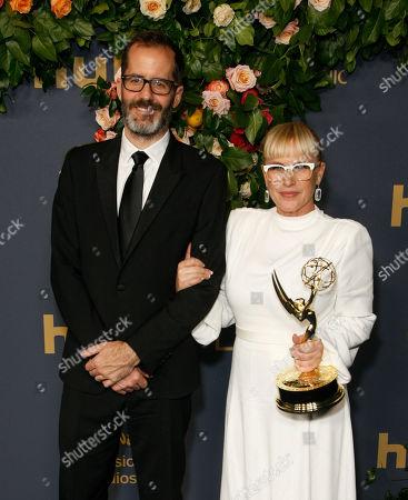 Patricia Arquette, Eric White