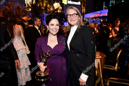 Editorial picture of 71st Primetime Emmy Awards - Governors Ball, Los Angeles, USA - 22 Sep 2019