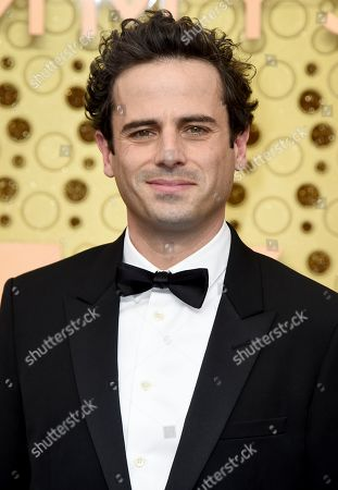 Luke Kirby arrives at the 71st Primetime Emmy Awards, at the Microsoft Theater in Los Angeles