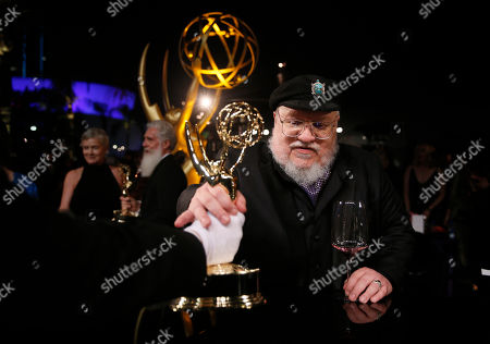Editorial photo of 71st Primetime Emmy Awards - Governors Ball Winners Circle, Los Angeles, USA - 22 Sep 2019