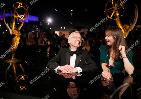 """Don Roy King, winner of the award for outstanding directing for a variety series for """"Saturday Night Live,"""" attends the Governors Ball winners circle at the 70th Primetime Emmy Awards, at the Microsoft Theater in Los Angeles"""