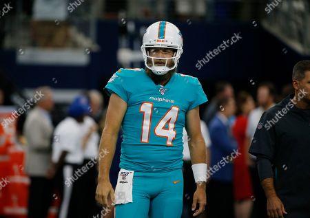 Editorial photo of Dolphins Cowboys Football - 22 Sep 2019