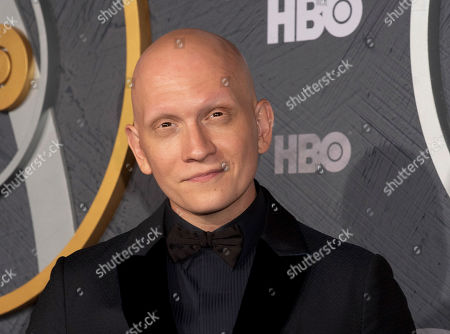 Stock Photo of Anthony Carrigan