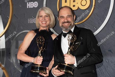 Craig Mazin and Melissa Mazin