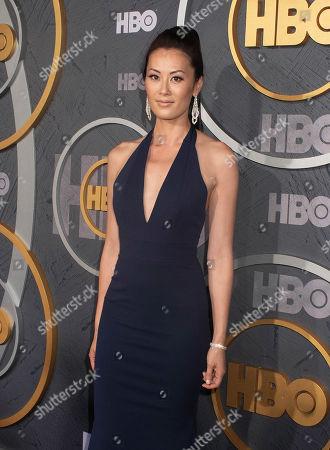 Stock Image of Olivia Cheng