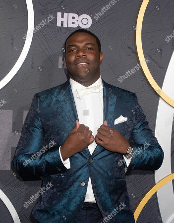 Stock Picture of Sam Richardson