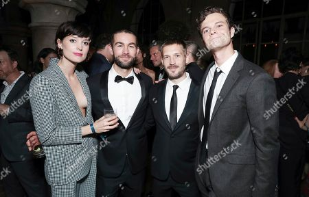 Chace Crawford and Jack Quaid
