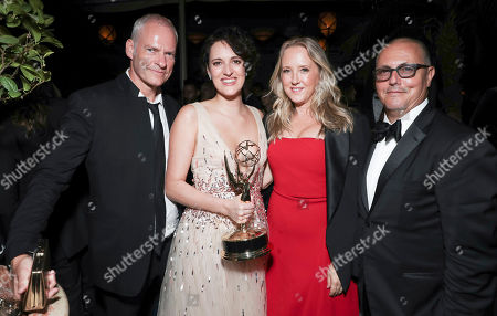 Editorial image of 71st Primetime Emmy Awards, Amazon After Party, Inside, Chateau Marmont, Los Angeles, USA - 22 Sep 2019