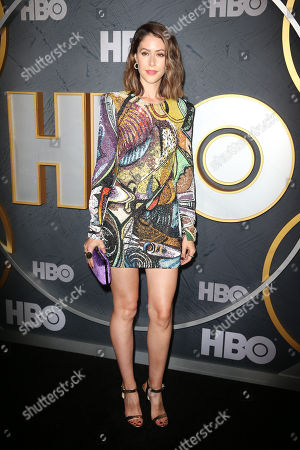 Editorial photo of HBO After Party - 71st Primetime Emmy Awards, West Hollywood, USA - 22 Sep 2019