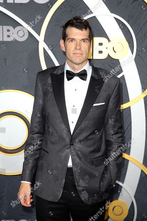 Timothy Simons arrives for the HBO Emmy Awards After Party at the Pacific Design Center in West Hollywood, California, USA, late 22 September 2019. The party took place after the 71st Primetime Emmy Awards ceremony in Los Angeles.